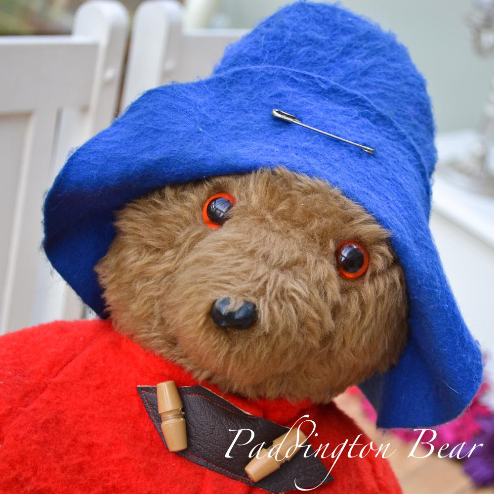 paddington bear bears of bridge cottage