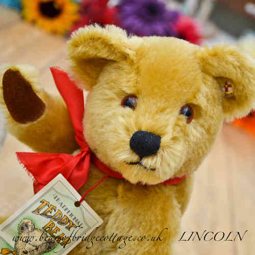Vintage Teddy Bear - Lincoln